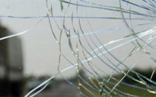 Как сделать замену лобового стекла Туарега?