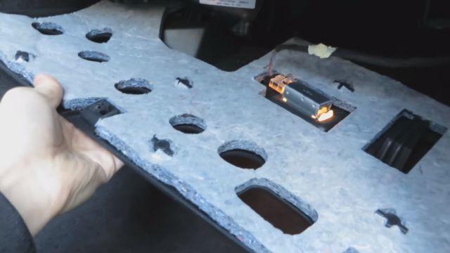 Замена салонного фильтра на Фольксваген Touareg II своими руками