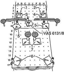 Замена охлаждающих жидкостей на Фольксваген Туарег I(Volkswagen Touareg I) своими руками
